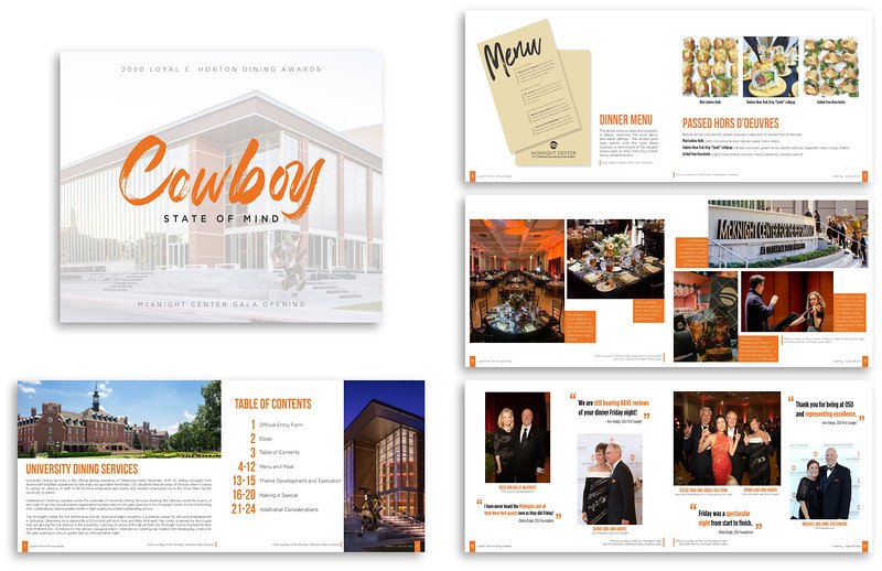 Third: Dining Awards Submission; Oklahoma State University