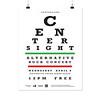 Second: Poster for Centersight; California State University–Sacramento