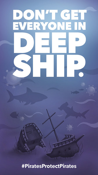 First: Ship Happens; East Carolina University; Mike Litwin