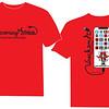 Honorable Mention: Texas Tech 2020 Homecoming Week T-shirt; Texas Tech University