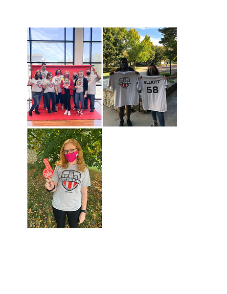 Honorable Mention: Union Birthday Bash Shirts; University of Central Missouri