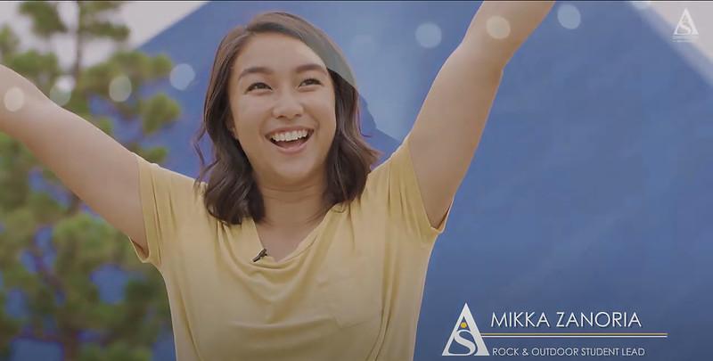First: ASImpact Series: Mikka Zanoria; California State University–Long Beach