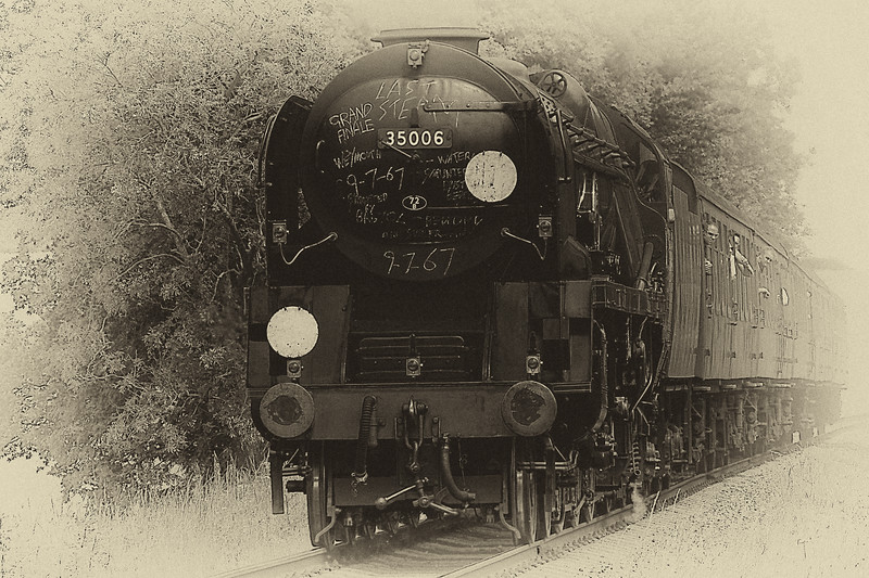 The Mid-Hants Railway held a Gala in 2017 to commemorate 50 years since the End of Steam on the Southern Region of British Railways. It was held over two weekends, <br /> 1st and 2nd of July and 7th - 9th July.