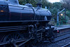 Ivatt class 4 No. 43106 waiting to depart from Ropley with the 09:15 Ropley - Alton, <br /> on 21st October 2016.