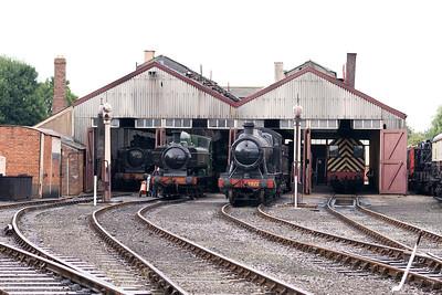 2009-08-01 Didcot Railway Centre