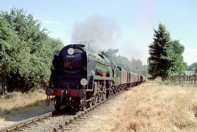 1995-08-08 Great Central Railway