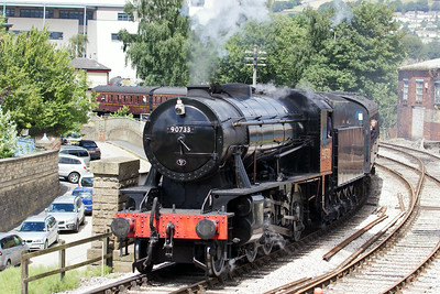 2014-07-05 Keighley & Worth Valley Railway