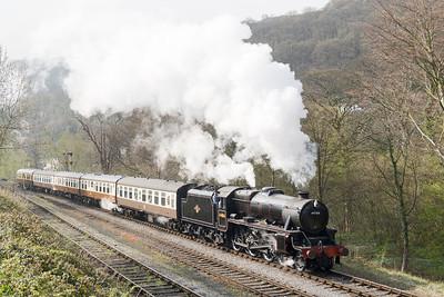 2010 Llangollen Railway