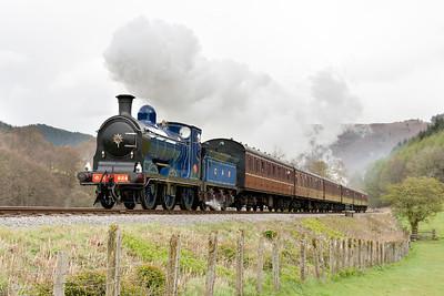 2012 Llangollen Railway