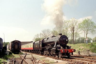 1990 Midland Railway Centre