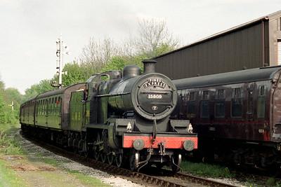 1994 Midland Railway Centre