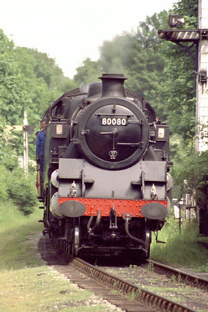 1996 Midland Railway Centre