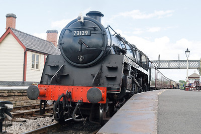 2008 Midland Railway Centre