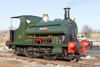 2014-03-09 Midland Railway Centre