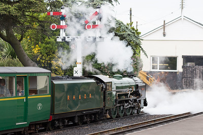 2015-05 Romney, Hythe and Dymchurch Railway