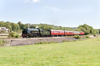 2011-07-03 Wensleydale Railway