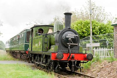 2012-07-01 Wensleydale Railway