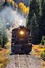 Cumbres & Toltec Railroad, New Mexico & Colorado