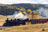 Cumbres & Toltec Railroad, New Mexico & Colorado