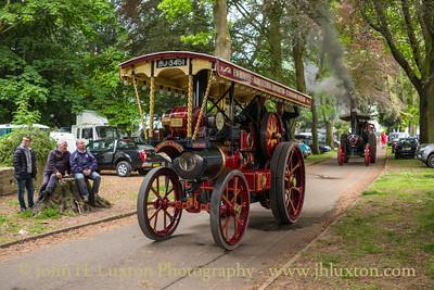 Abergavenny Steam, Veteran and Vintage Rally - May 26, 2019