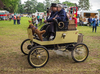 Abergavenny Steam, Veteran and Vintage Rally - May 26, 2019