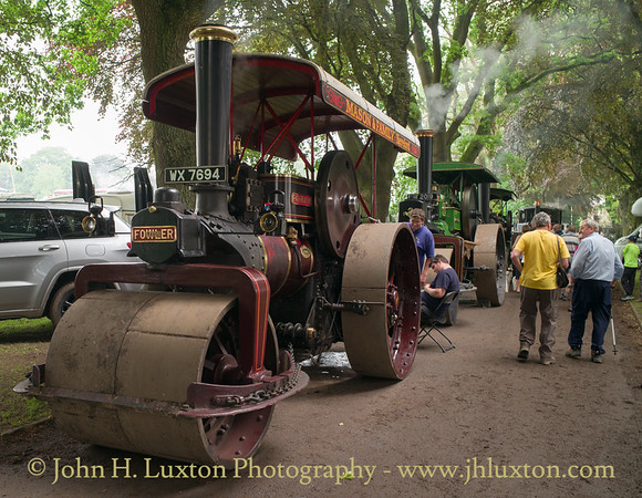 Abergavenny Steam, Veteran and Vintage Rally - May 28, 2018
