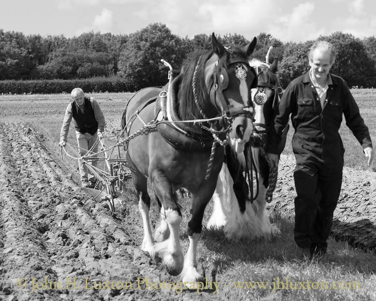 Camrose Vintage Working Day - August 25, 2018