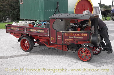 Leigh Arms Steam Gathering - September 30, 2016