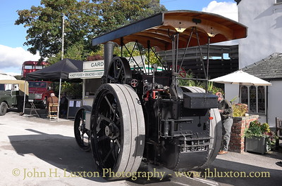 Leigh Arms Steam Gathering - October 02, 2016