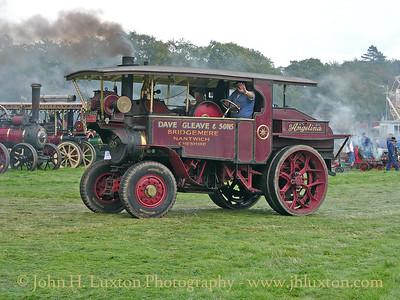 Malpas Yesteryear Vintage Vehicle Rally - September 11, 2004