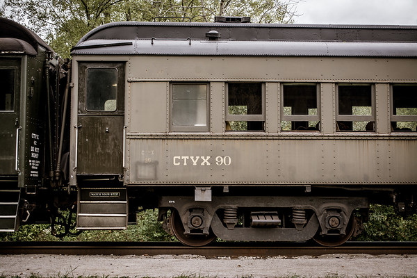 Nickel Plate Road Coach 90