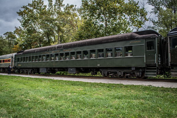 Nickel Plate Road Coach 62