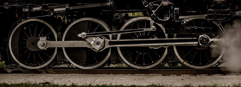 NKP 765 Drive Wheels