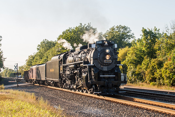 Steam in the Valley 2019