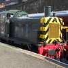 Class 03 <br /> <br /> D2084 <br /> <br /> In the bay at Bury