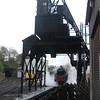 Standard class 4 75029 approaches the coal loader