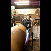 24 sec video Clip of heating the outside of the Smoke Box