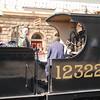 cab of 12322