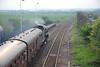 K1 62005 <br /> <br /> Storms out of Marske heading for Middlesbrough