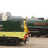 Deltic D9002 <br /> <br /> A4 Union of South Africa