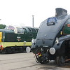 Deltic D9002 <br /> <br /> A4 60009 Union of South Africa