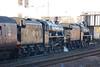 Black 5's <br /> <br /> Front 44871 Rear 45407 <br /> <br /> Chester <br /> <br /> 1Z90 07.40 Euston - Chester <br /> <br /> 30th Nov 2013