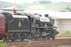 Black 5 45407 <br /> <br /> Blackburn<br /> <br /> 18th May 2008<br /> <br /> Cotton Mill Express