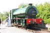 NCB last steam loco # 49 <br /> <br /> NRM <br /> <br /> 26th May 2008