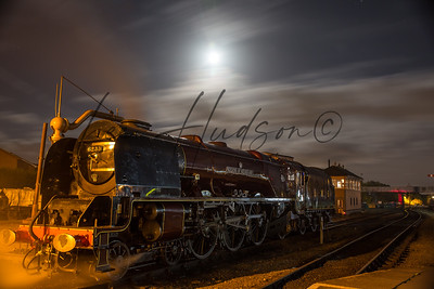 Severn Valley Railway steams into the night at its Autumn Gala event