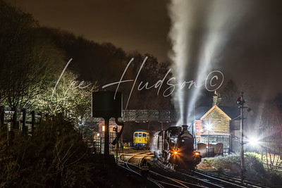 Severn Valley Railway, Highley, UK