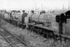 9th Mar 65: 31798 and a couple of sisters waiting for despatch to the breakers yard. Westbury