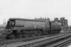 jun 62:  34054 'Lord Beaverbrook' backs out of Waterloo