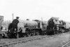 Aug 1963:  30506 &  73074 outside Weymouth shed