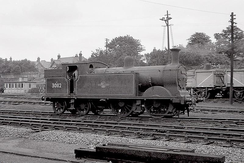 1962:  30112 at Bournemouth